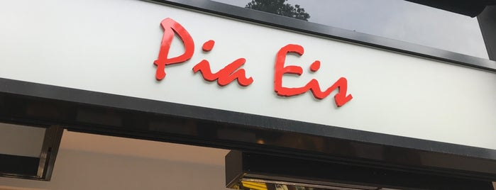 Eis-Café Pia is one of Must-visit Food in Düsseldorf.