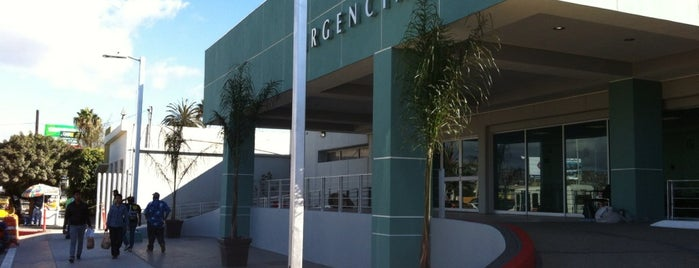 IMSS Clínica 8 is one of Ensenada: places you MUST go!.