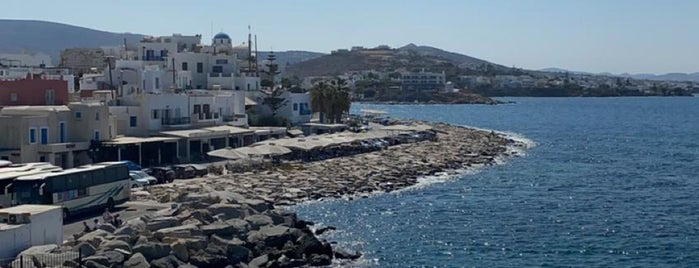 Paros is one of People, Places, and Things.