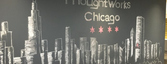 ThoughtWorks is one of Food & Fun - Chicago.
