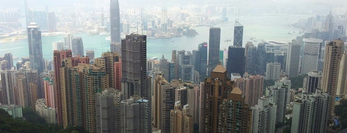 The Sky Terrace 428 is one of 香港CI之指南書.