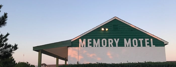 Memory Bar & Motel is one of Kouros'un Kaydettiği Mekanlar.