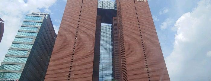 교보타워 is one of Seoul.