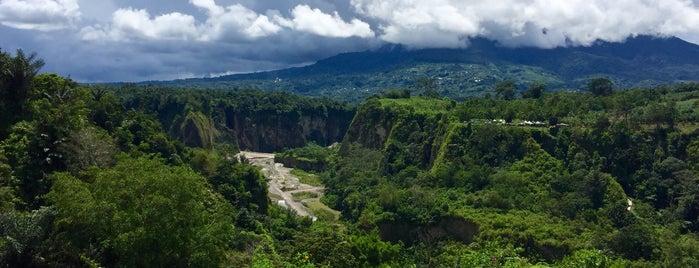 Ngarai Sianok is one of West Sumatra Trip Destination - Minangkabau.
