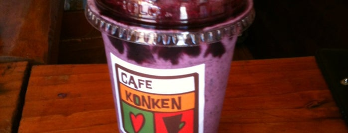 Café Konken is one of Lieux qui ont plu à Ani.