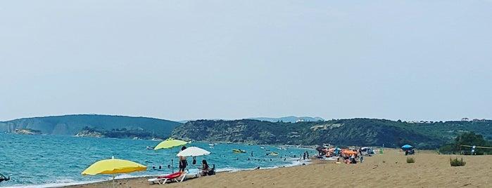 Mavrovouni Beach is one of Posti salvati di Luke.