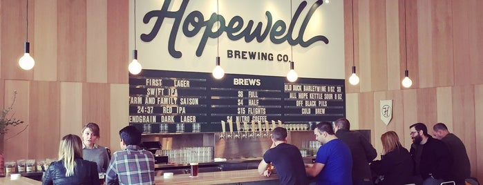 Hopewell Brewing Company is one of Chicago, IL.