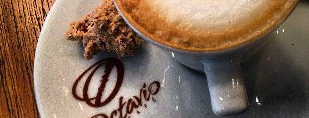 Octavio Café is one of Padoca e Café.