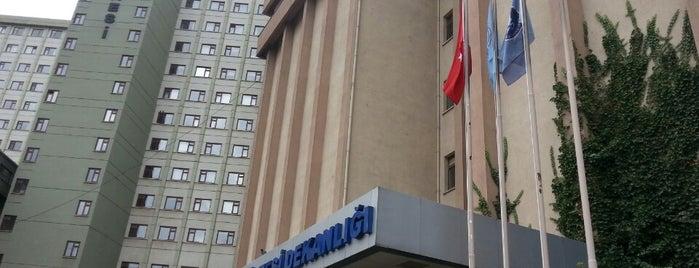 Gazi Üniversitesi Tıp Fakültesi is one of Orte, die tohhtur gefallen.