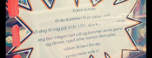 I Min Mors Lomme is one of CPH.