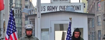 Checkpoint Charlie is one of Berlin!.