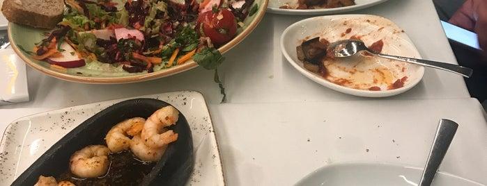 My Deniz Restaurant is one of Tempat yang Disukai oğuz.