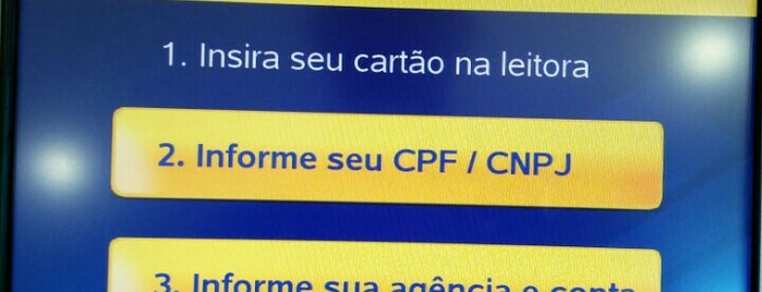 Banco do Brasil is one of Alphaville.