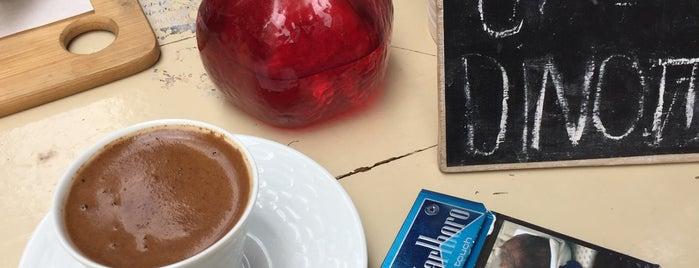 Dinotti Coffee & Bakery is one of 📍izmir | GASTRONAUT'S GUIDE.