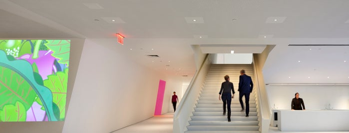 Museum of the Moving Image is one of Explore NYC.