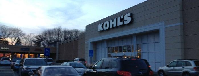 Kohl's is one of Tempat yang Disukai Geoff.