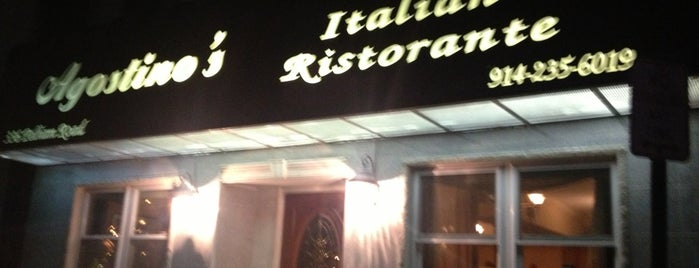 Agostino's Italian Ristorante is one of Lieux qui ont plu à Michael.