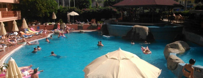 Begonville Hotel Marmaris is one of Atakanさんのお気に入りスポット.