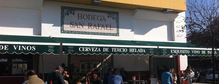 Bodega San Rafael is one of Moisésさんのお気に入りスポット.