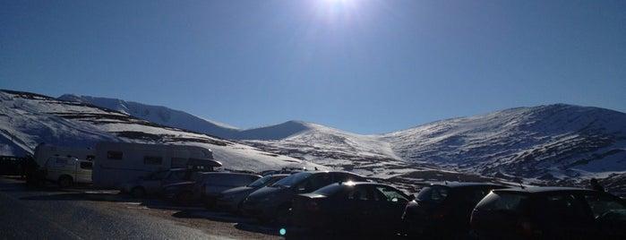 Cairngorm Mountain is one of Lugares favoritos de Barbara.