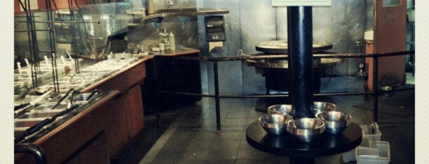 The Mongolie Grill is one of Lieux sauvegardés par Corbet.