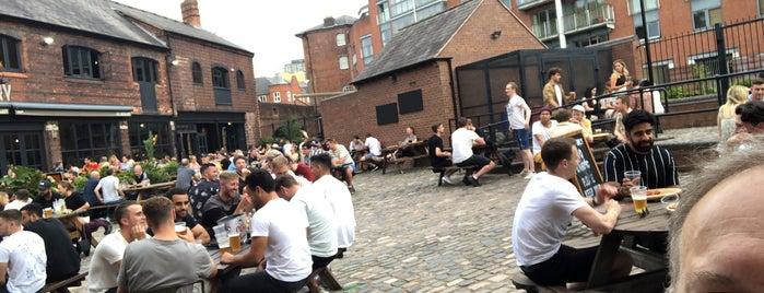 The Distillery is one of UK Birmingham.