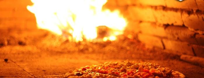 Pizzaria Martignoni is one of Locais curtidos por Enderson.