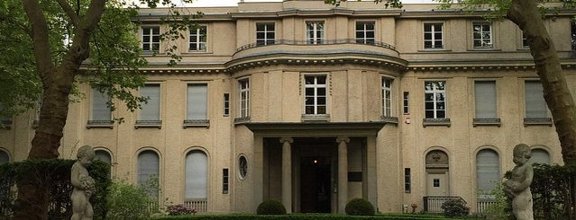 Haus der Wannsee-Konferenz |House of the Wannsee Conference is one of 4sq365de (1/2).