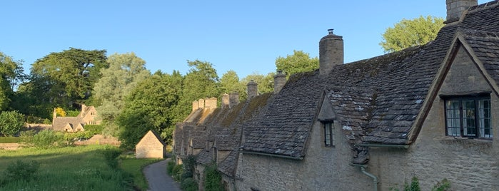 Bibury is one of Part 1 - Attractions in Great Britain.