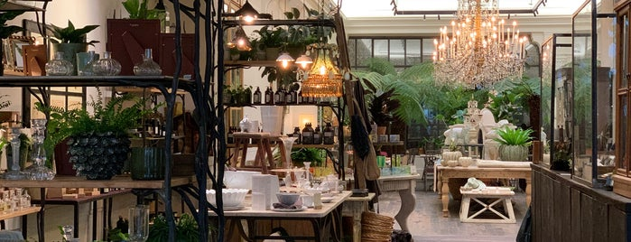 Petersham Nurseries is one of London Picks.