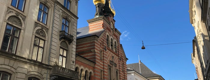 The Russian Church - Cph is one of Locais curtidos por Arsentii.