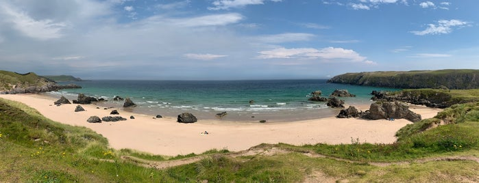 Durness Beach is one of UK roadtrip 2016.