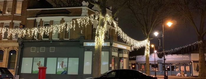Kew Village is one of London's Neighbourhoods & Boroughs.