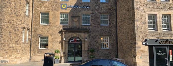 Aparthotel Adagio Edinburgh Royal Mile is one of Edinburg.