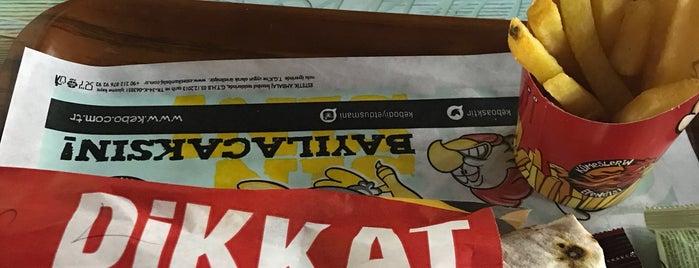Kebo Diyet Düşmanı is one of Adana.