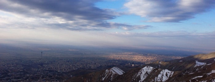 5th Tochal Gondola Lift Station | ایستگاه ۵ تله‌کابین توچال is one of Tehran.