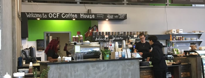 OCF Coffee House is one of Saadiqさんのお気に入りスポット.
