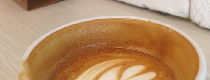 OZ Specialty Coffee is one of Eats: Places to check out (Singapore).