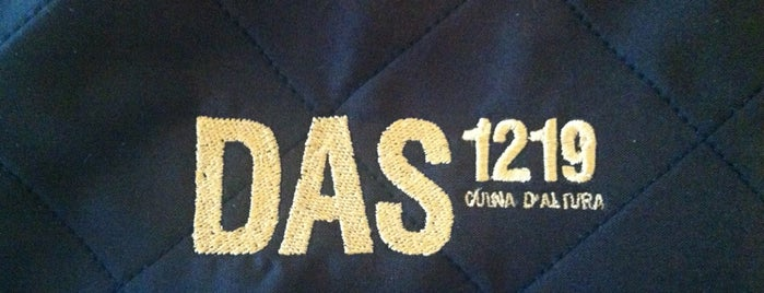 DAS1219 is one of Cerdanya 20 millors Restaurants.