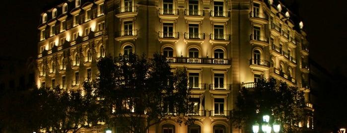 Majestic Hotel & Spa is one of Hoteles en España.