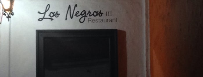 Los Negros is one of Uruguay.