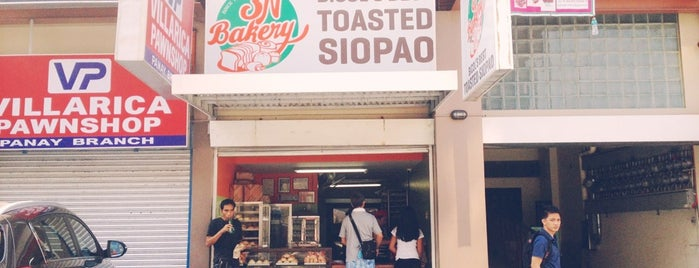 3N BAKERY: Bicol's Best Toasted Siopao is one of Beng's Liked Places.