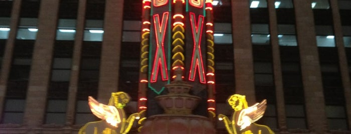 Fox Theatre is one of Tour Locales.