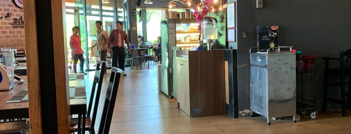 Sila Coffee & Bistro is one of Chonburi & Si Racha.