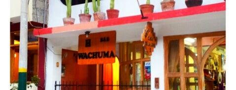 Wachuma is one of Hoteis/Pousadas.