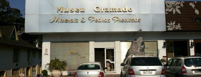 Museu Gramado - Minerais e Pedras Preciosas is one of Lieux qui ont plu à Bianca.