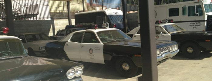 Los Angeles Police Historical Society is one of Lieux qui ont plu à Bigmac.