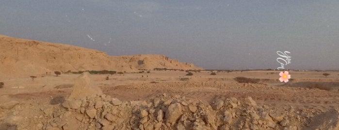 Heet Cave مغارة هيت is one of Outdoorsy sites in Riyadh.