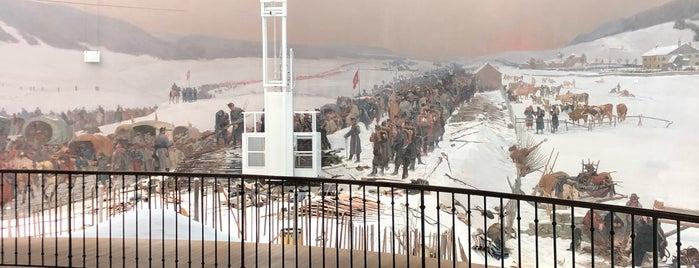 Bourbaki Panorama is one of Megさんの保存済みスポット.