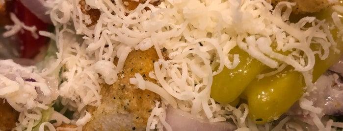 Olive Garden is one of สถานที่ที่ Ayşem ถูกใจ.